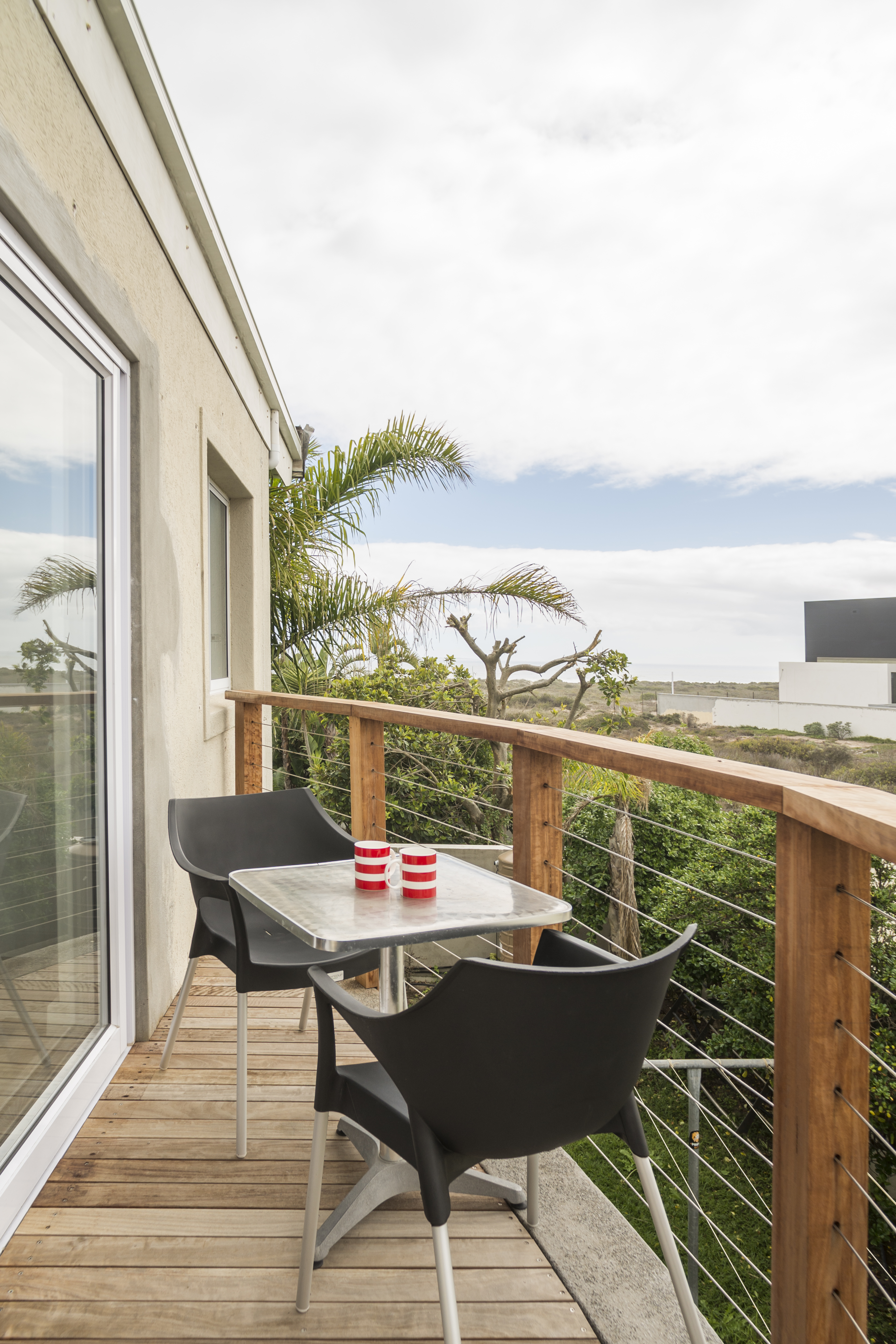 The Four one bedroom apartment in Sunset Beach