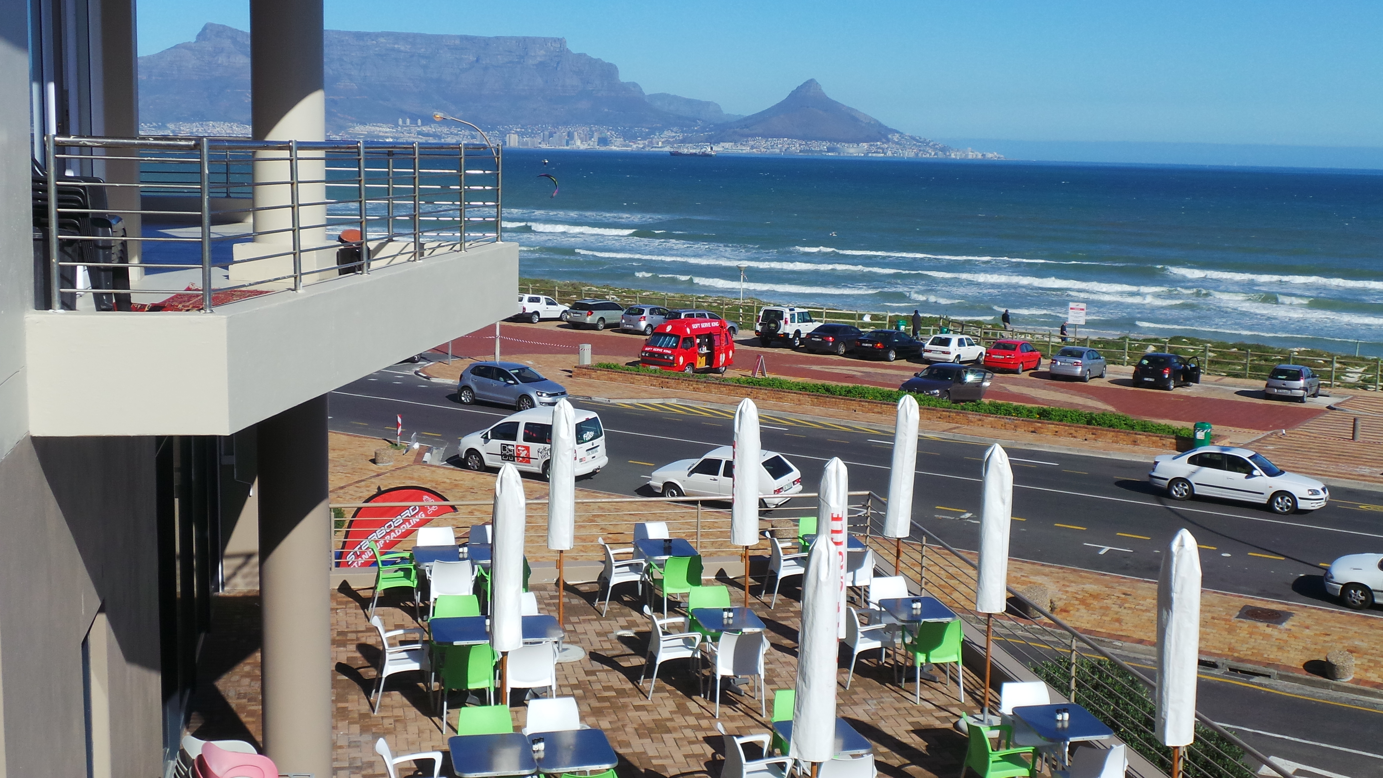 Portico one bedroom apartment in Portico, Blouberg has Table Mountain view, Ocean view