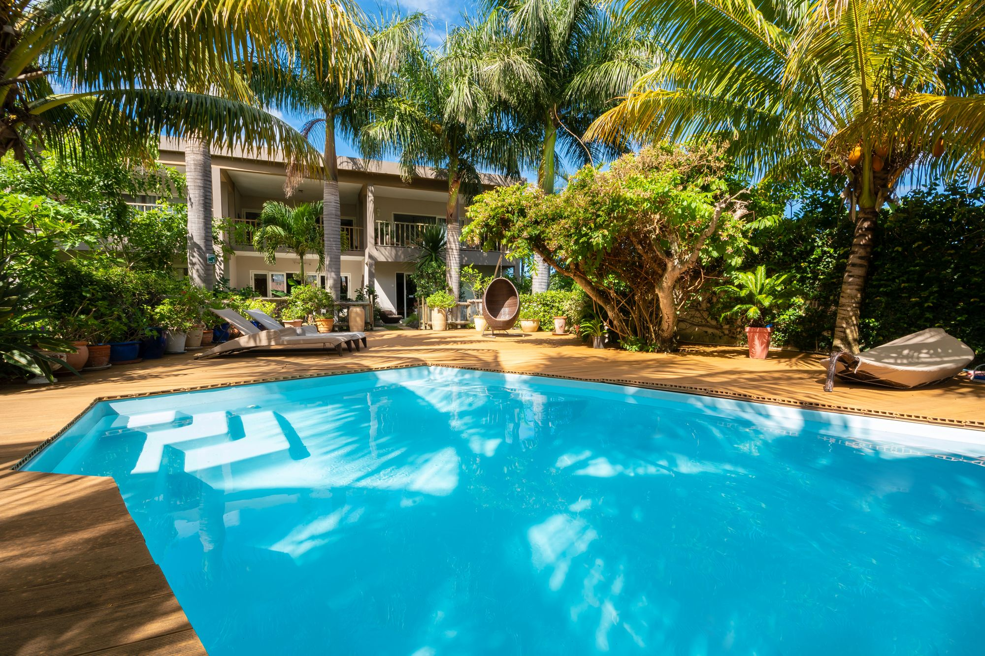 Rusty Pelican Pristine Apartment Mauritius