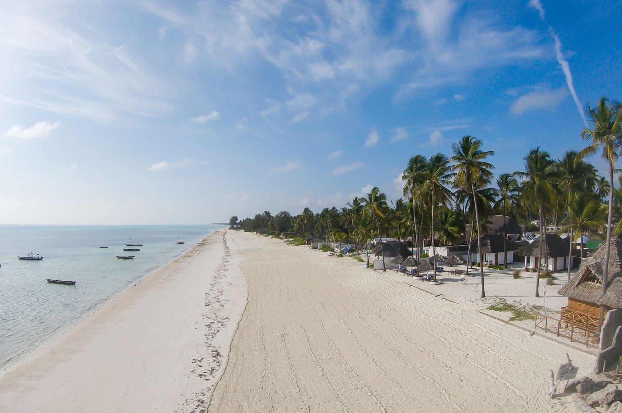 Savera Jambiani Zanzibar - kitesurfing beach