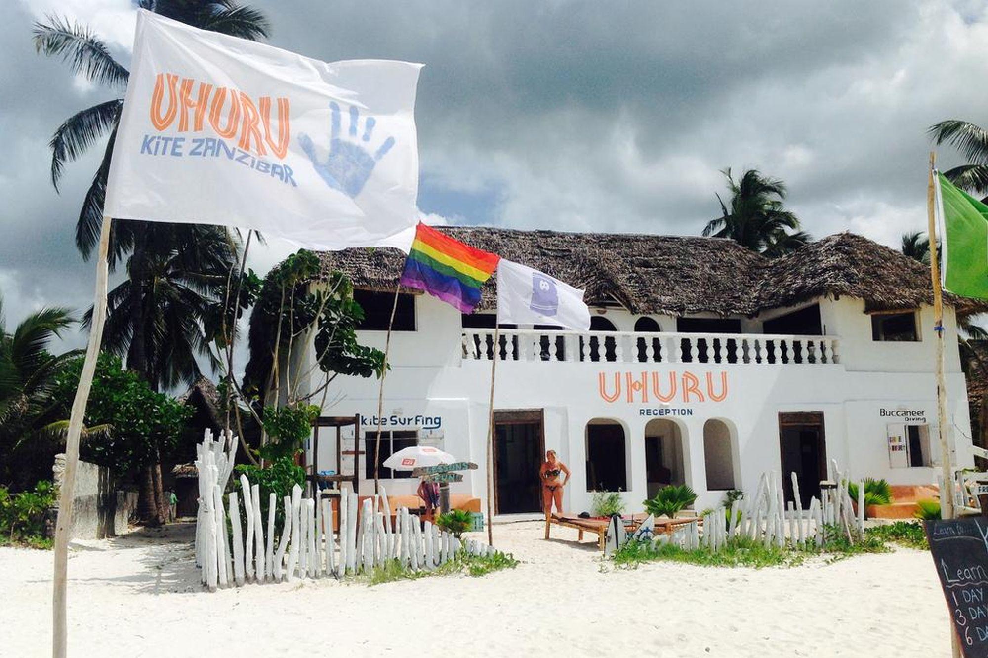 Uhuru Beach Resort Zanzibar, Jambiani