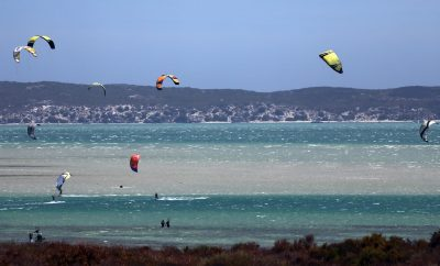 Free kitesurfing or foiling lessons in South Africa